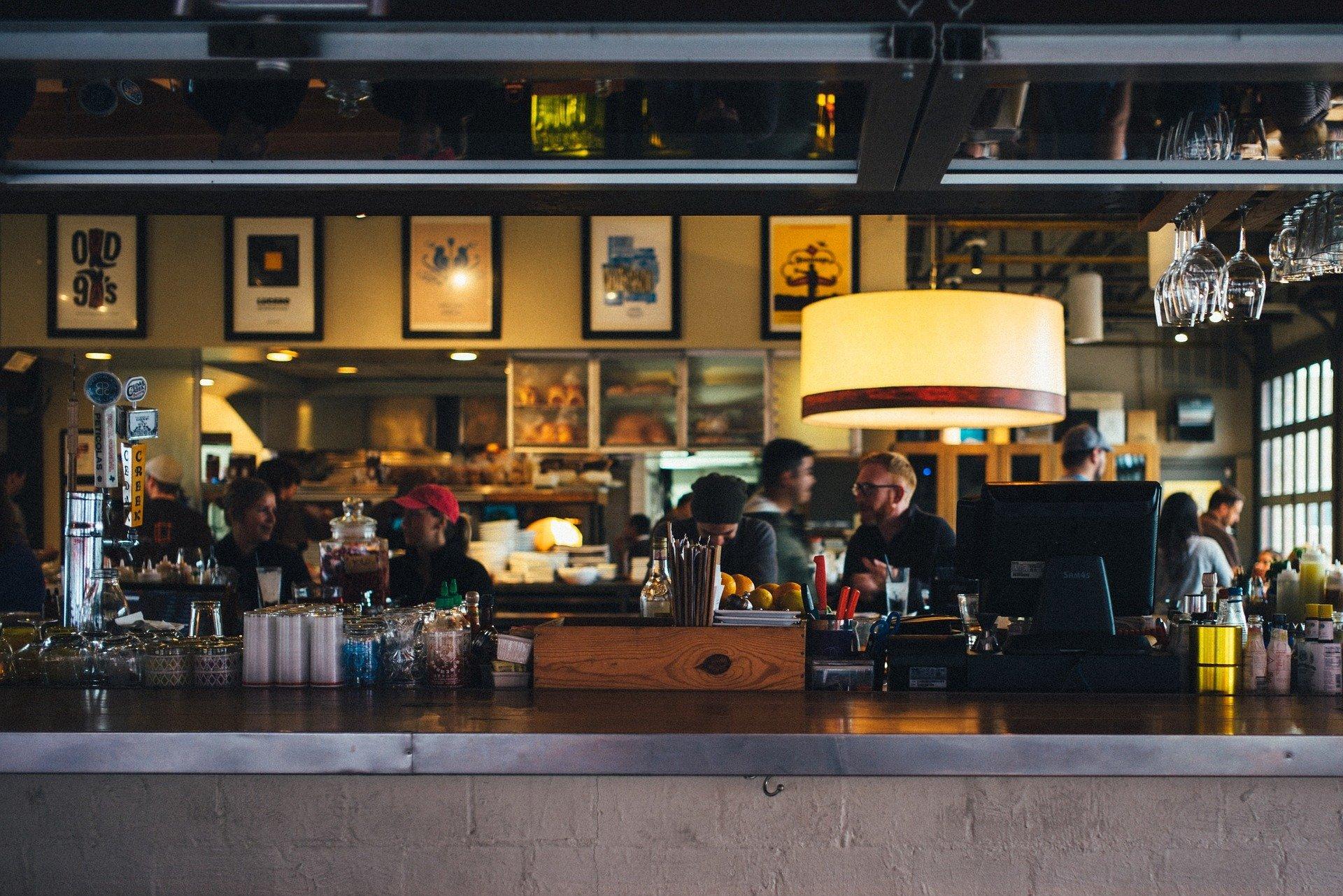 WLANzugang für Restaurants und Bars