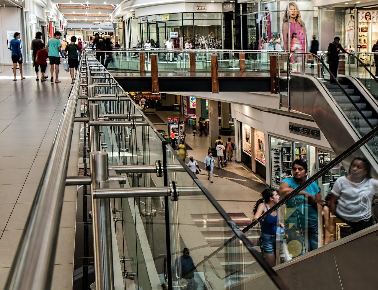WLAN für Einkaufszentren und Ladengeschäfte